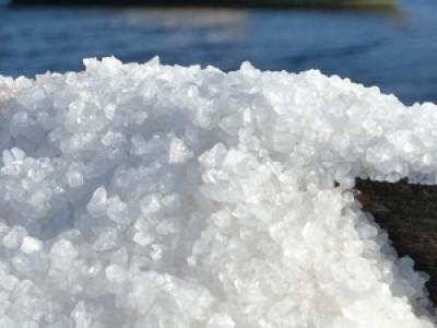 Ανεπεξέργαστο αλάτι
