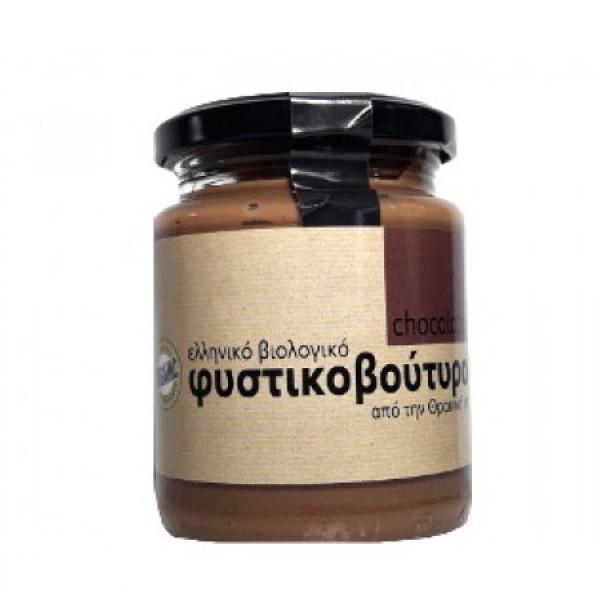 Φυστικοβούτυρο chocolate βιολογικό