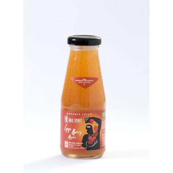 Βιολογικός Χυμός Goji Berry μήλο