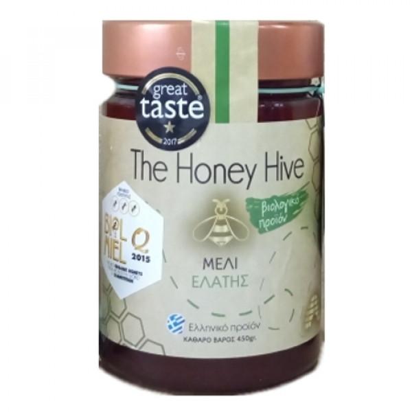 Μέλι ελάτου βιολογικό honeyhive