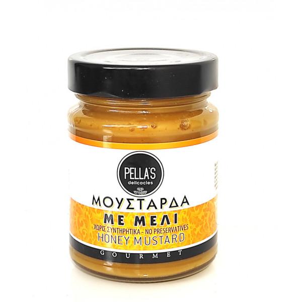 Μουστάρδα με μέλι