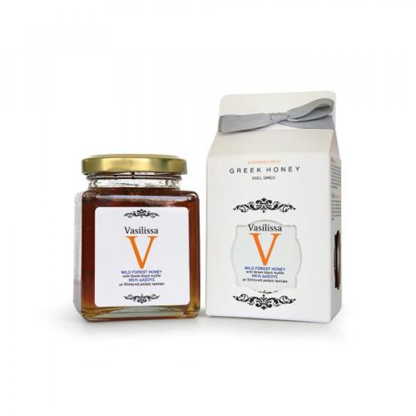 Μέλι δάσους με μαύρη τρούφα