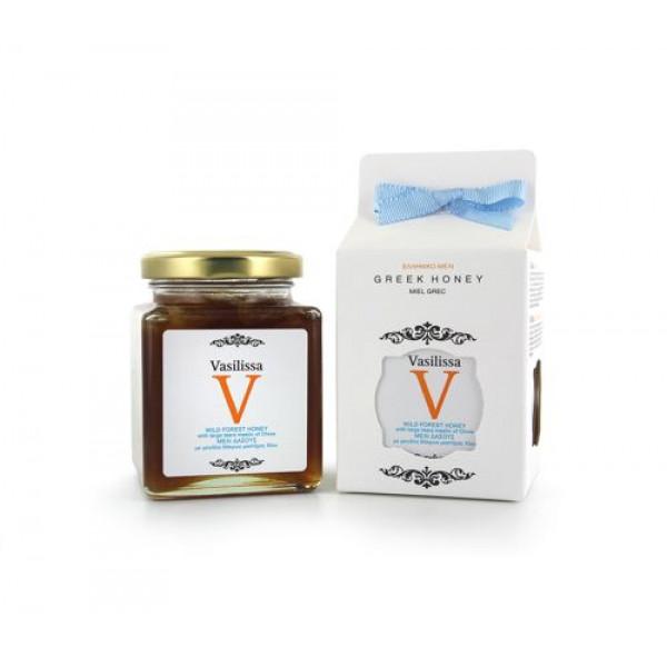 Μέλι δάσους με μαστίχα Χίου