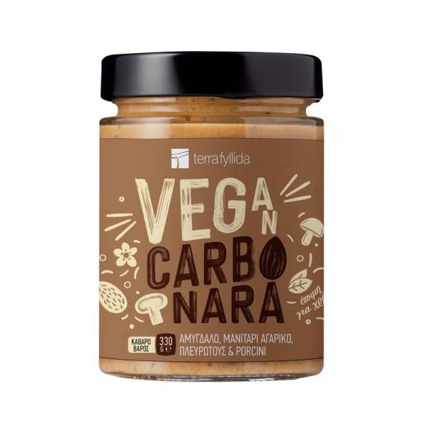 Vegan Carbonara Μανιταριών 330gr