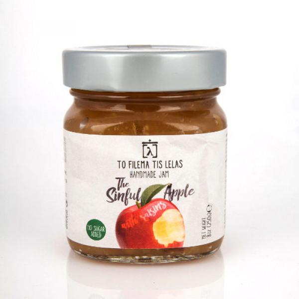 Μαρμελάδα μήλο χωρίς ζάχαρη